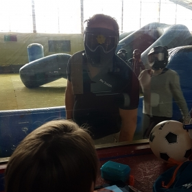 Kidspaintball im Paintball Center Borken